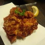 炭火炭美 けん - 若鶏の唐揚げ