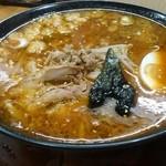 虎屋 - 辛味噌ラーメン700円