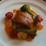 2109656 - 魚料理 鰤