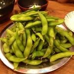 ちばチャン - 枝豆バカ盛り