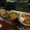 喰い処はっちゃん - 料理写真:サンマが焼ける間、どうぞ食べてください