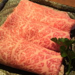 胡桃庵 - 料理写真:お肉は全国各地から特撰ランクのものを仕入れています。