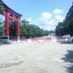 Ainateichao - 盛岡八幡宮大鳥居