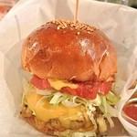 21096280 - ハンバーガー