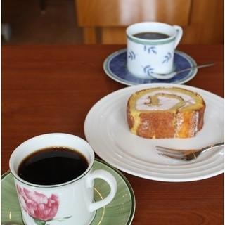 コスモスコーヒー - 料理写真: