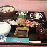 割烹つかさ - 日本海刺身御膳(割烹つかさ、小松)
