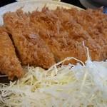 とんかつかつきち - ロースカツ定食 ¥724