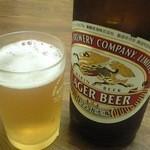 21105469 - 瓶ビール