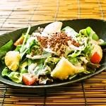 和 Dining なごみ - 【さつま芋とほうれん草のシーザーサラダ】なごみオリジナルの究極のサラダ