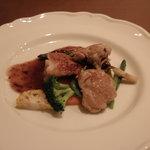 Belle France de Copain - 肉料理