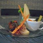 自然派イタリアン E's Cafe Mira-clue - 前菜の盛り合わせ