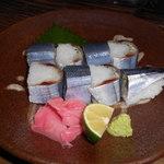 居酒屋たちばな - さんま寿司!