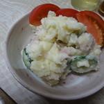 お食事 樹 - ポテトサラダ