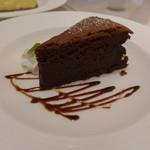 壁の穴 - ガトーショコラ