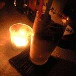 ヘロン - キャンドルの灯