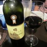 ダバ インディア - 赤ワイン