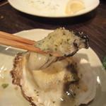 バイロンキッチン - 牡蠣のガーリックバター
