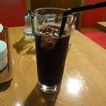 神楽坂 龍公亭 - アイスコーヒー