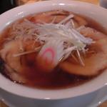 しじゃん - 料理写真:H25.9.6 チャーシューメン(770円)