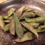 畑人 - 黒枝豆