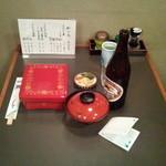 21135352 - 飲み物は、ビールと日本酒のみ!…銘柄は選べない!