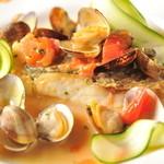 ダイニングバー エイト - 鮮魚のアクアパッツァ