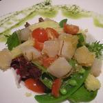 さん源 - ホタテととびこの冷菜