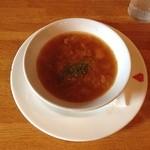 トラットリア ベリータ - スープ