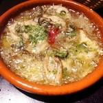 オイスターハウス ヤマト - 牡蠣のガーリックオイル煮