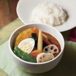 ジュリーズ・スパイス - 1日分野菜スープカレー