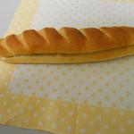 21138164 - バターフランス(プレーン)126円