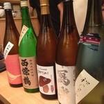 炉端 百式 - 日本酒も取り揃えております。