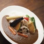 ジュリーズ・スパイス - 欧風野菜カレー