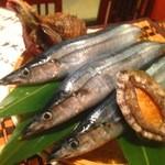 積丹浜料理 第八 太洋丸 - 旬の秋刀魚も大好評ご提供中!刺身600/なめろう680円でご提供(数量限定)!