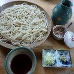 和良亭 - 料理写真:もりそば¥650