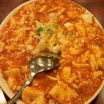 中国料理 安泰楼 - 麻婆豆腐