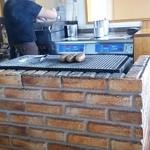 炭焼きハンバーグ 牛吉 -