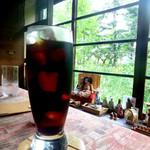 昭和の茶処 葦笛洞 - ダッチコーヒー アイス
