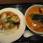 Tenshinhanten - 2013/9 日替わりランチ