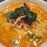 Tenshinhanten - 2013/9 日替わりの坦々麺