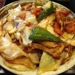 上海亭 - 回鍋肉