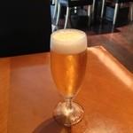 中華香彩JASMINE - セットのグラスビール