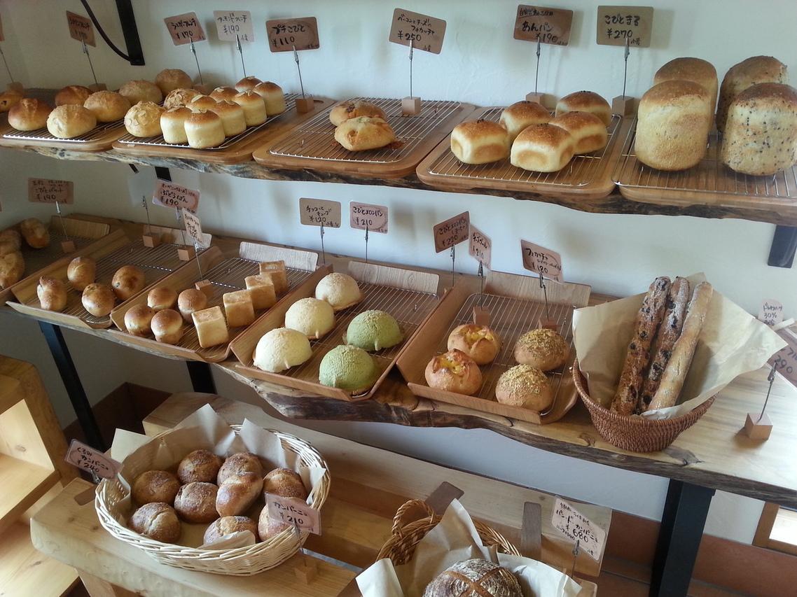 自家製天然酵母パン こびと窯