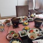玄武風柳亭 - 朝食一例