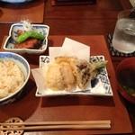 ハーツカフェ - 和御膳1300円