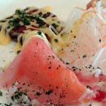 シェ オガワ - 前菜