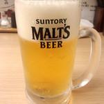 21147833 - 2時間飲み放題1500円のビール