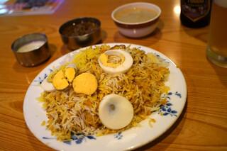 シンズキッチン - ビリヤニ