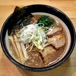 麺厨房 かくれ屋 - 醤油ラーメン(730円)
