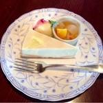 なかやま - レアチーズケーキ